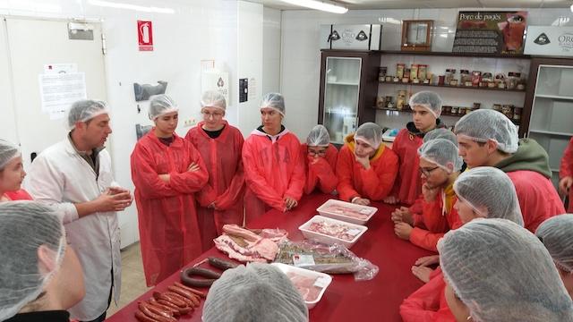 Visita per conèixer el Sector Porcí a Lleida – 1r Batxillerat. - 9