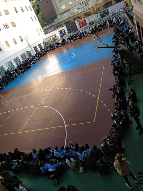 Celebració DENIP a l'escola. - 11