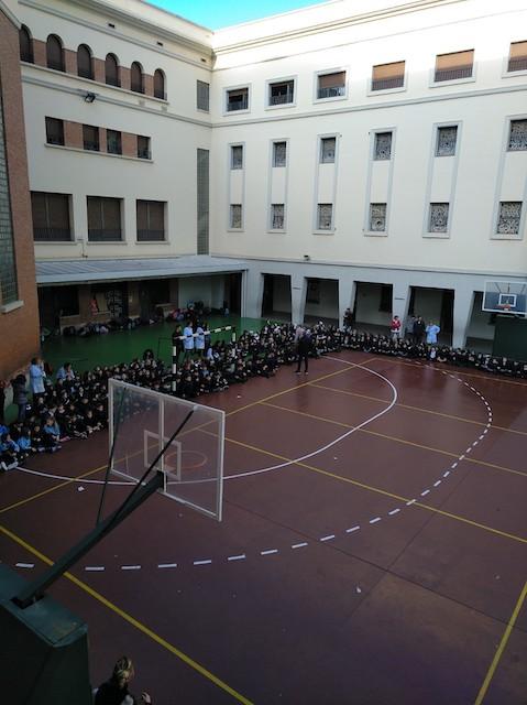 Celebració DENIP a l'escola. - 10