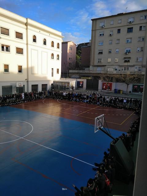 Celebració DENIP a l'escola. - 3