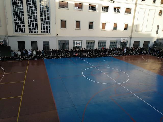 Celebració DENIP a l'escola. - 1