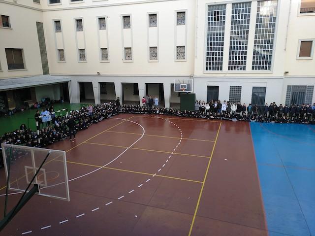 Celebració DENIP a l'escola. - 0