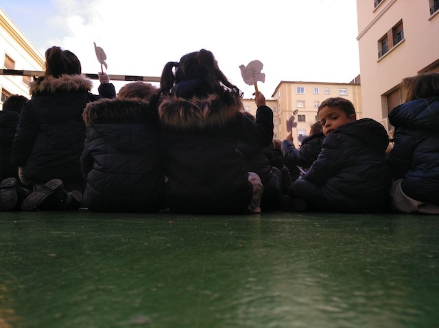 Celebració DENIP a l'escola. - 2