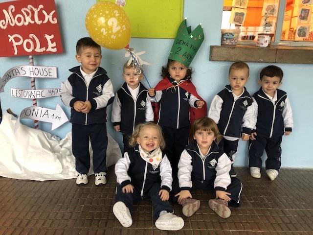 Aniversaris Desembre - Educació Infantil. - 29