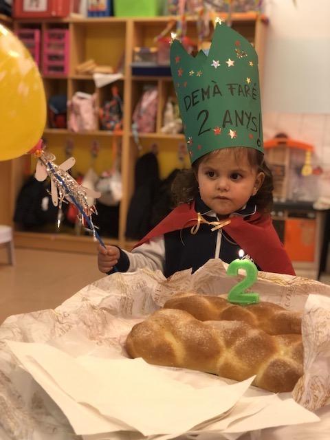 Aniversaris Desembre - Educació Infantil. - 14