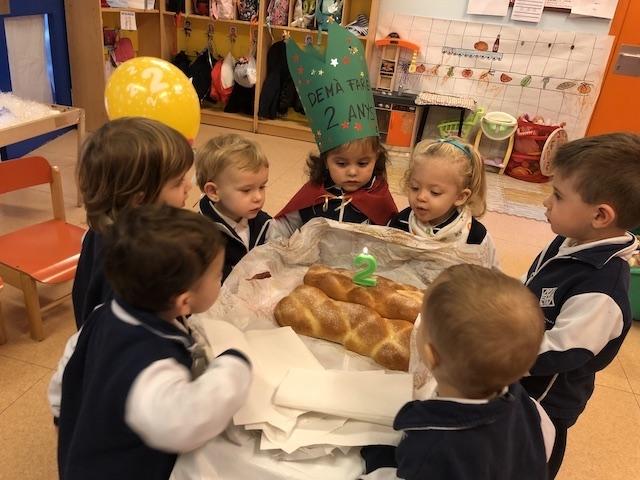 Aniversaris Desembre - Educació Infantil. - 30