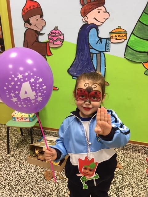 Aniversaris Desembre - Educació Infantil. - 15