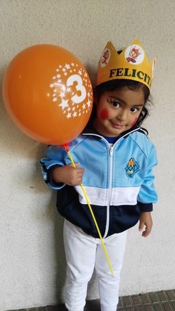 Aniversaris Desembre - Educació Infantil. - 0