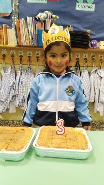 Aniversaris Desembre - Educació Infantil. - 34
