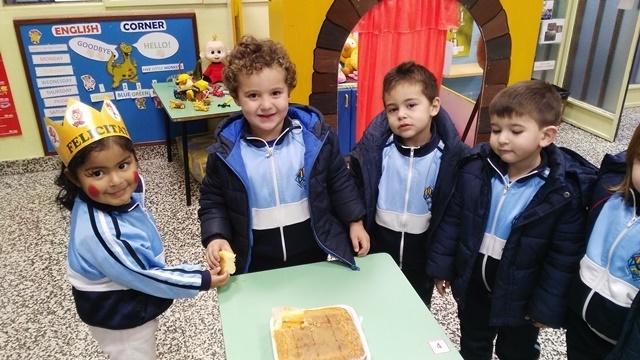 Aniversaris Desembre - Educació Infantil. - 32