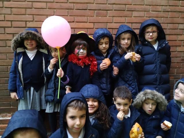 Aniversaris Desembre - Educació Infantil. - 38
