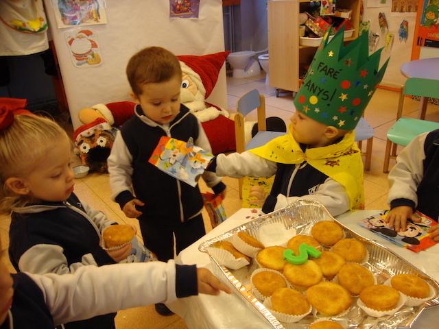 Aniversaris Desembre - Educació Infantil. - 26