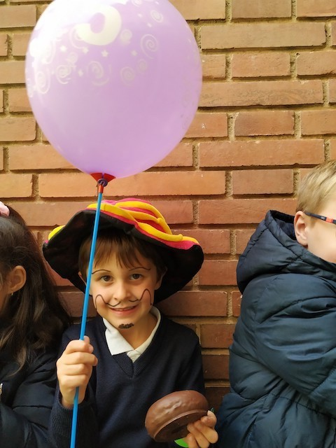 Aniversaris Desembre - Educació Infantil. - 25