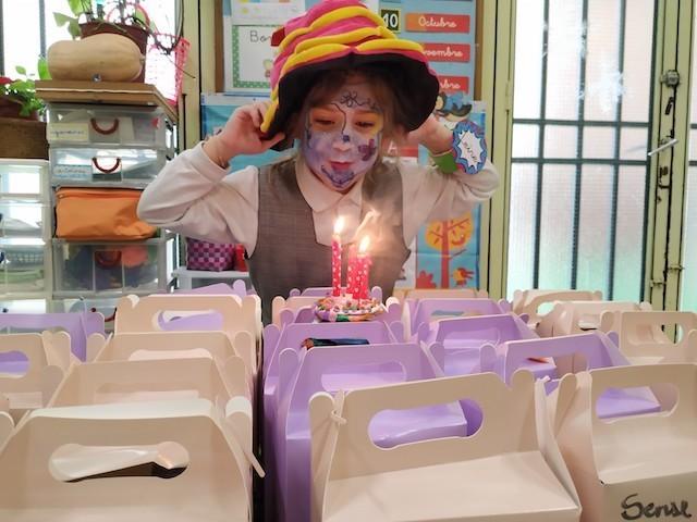 Aniversaris Desembre - Educació Infantil. - 8