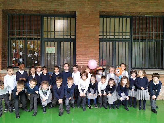 Aniversaris Desembre - Educació Infantil. - 23