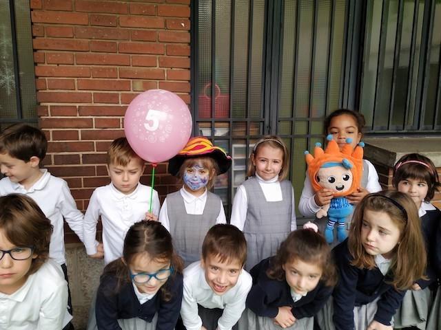 Aniversaris Desembre - Educació Infantil. - 20