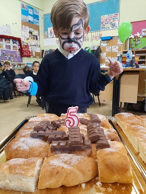 Aniversaris Desembre - Educació Infantil. - 9