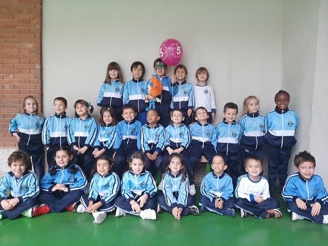 Aniversaris Desembre - Educació Infantil. - 4