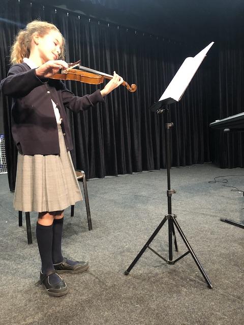 Concert de Santa Cecilia - Educació Primària. - 12