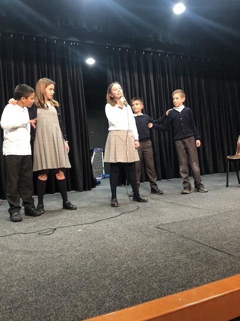 Concert de Santa Cecilia - Educació Primària. - 17