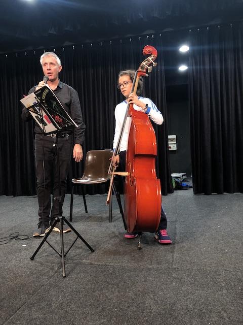 Concert de Santa Cecilia - Educació Primària. - 7