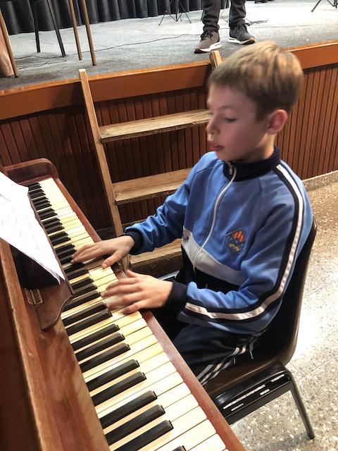 Concert de Santa Cecilia - Educació Primària. - 4