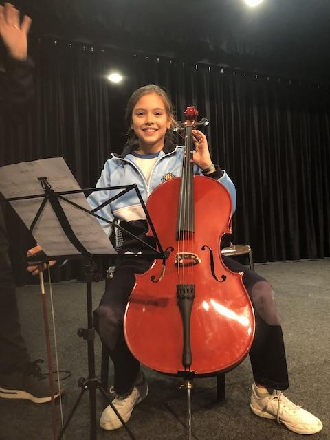Concert de Santa Cecilia - Educació Primària. - 8