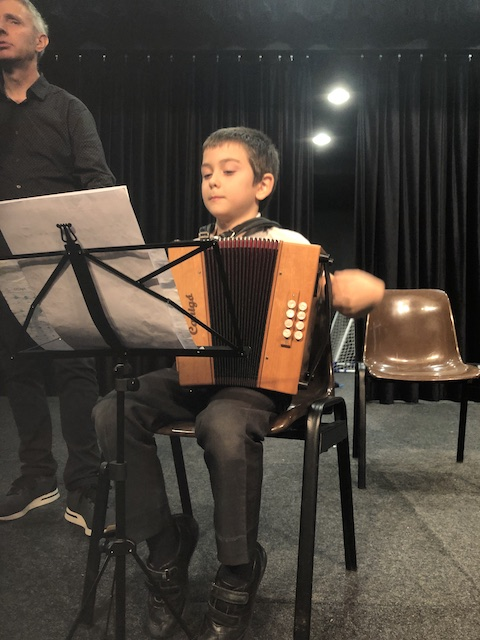 Concert de Santa Cecilia - Educació Primària. - 10