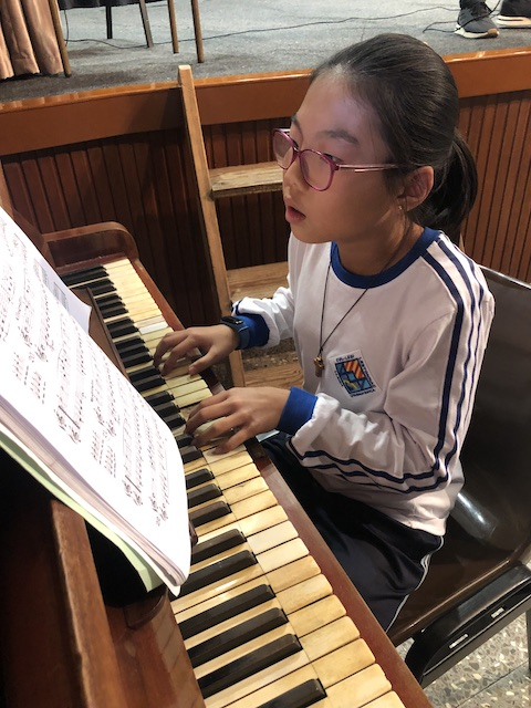 Concert de Santa Cecilia - Educació Primària. - 2