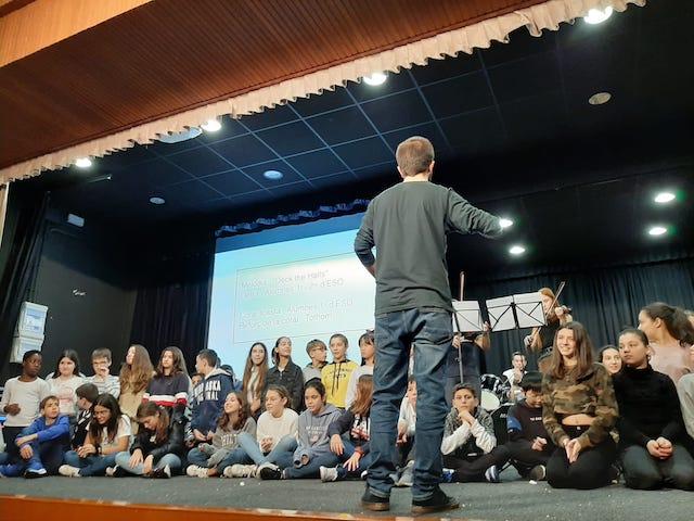 Concert de Nadal - ESO i BAT. - 1