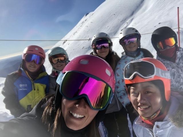Activitat d'esquí 2020. - 68