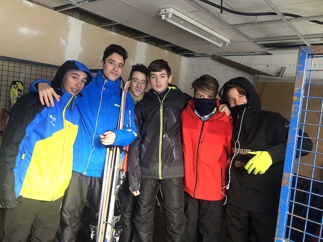 Activitat d'esquí 2020. - 57