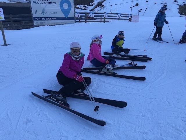 Activitat d'esquí 2020. - 108