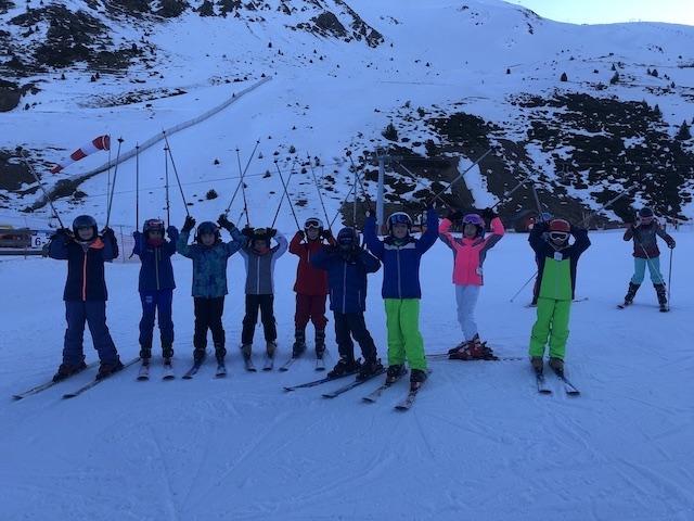 Activitat d'esquí 2020. - 72