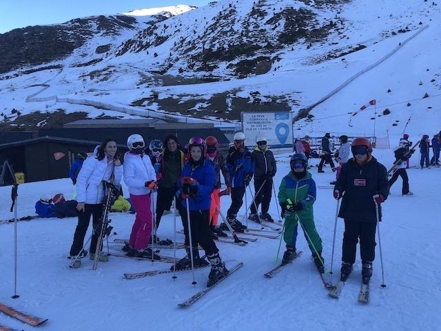 Activitat d'esquí 2020. - 115