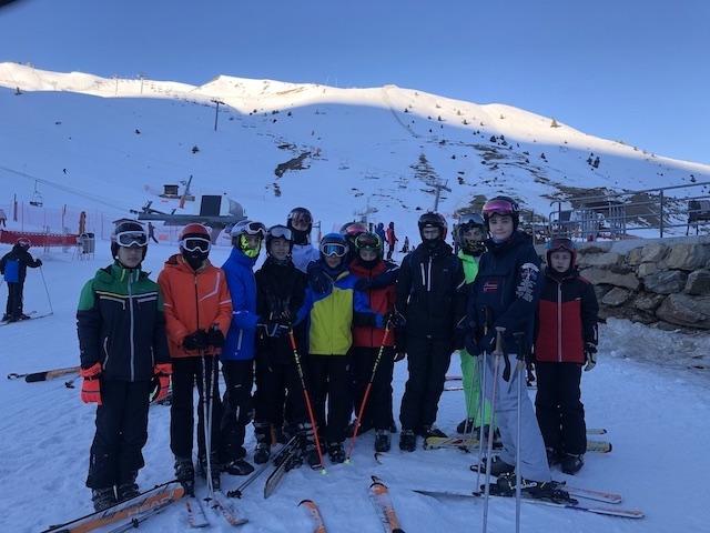 Activitat d'esquí 2020. - 98