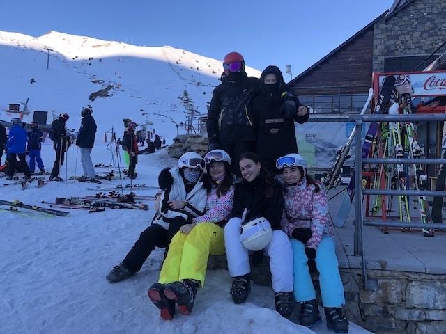 Activitat d'esquí 2020. - 34