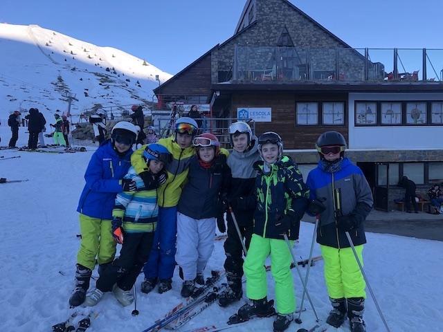 Activitat d'esquí 2020. - 117