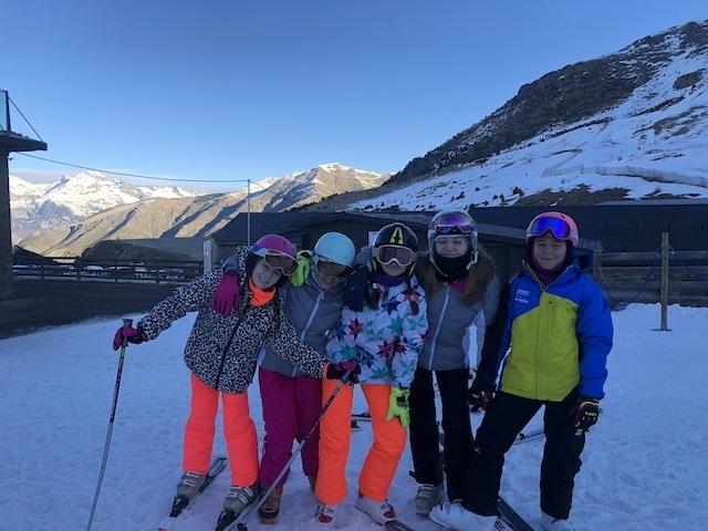 Activitat d'esquí 2020. - 63