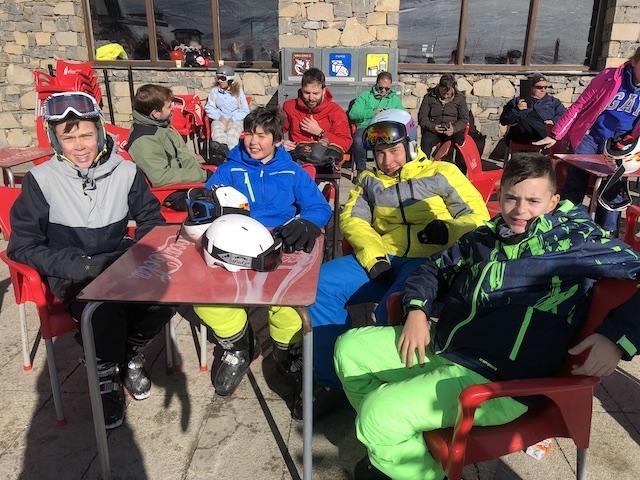 Activitat d'esquí 2020. - 104