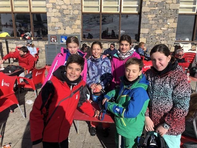 Activitat d'esquí 2020. - 25