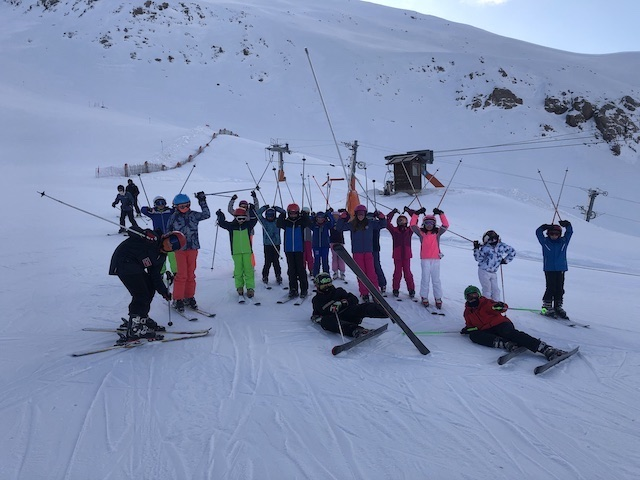 Activitat d'esquí 2020. - 7