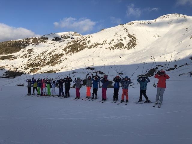Activitat d'esquí 2020. - 89