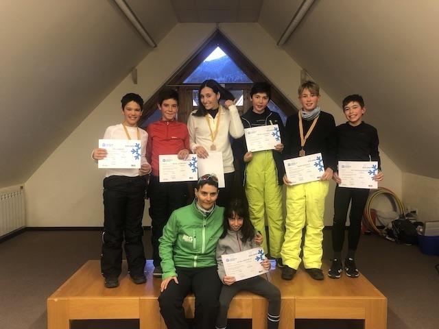 Activitat d'esquí 2020. - 17