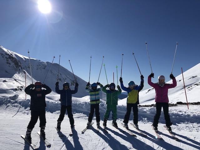 Activitat d'esquí 2020. - 129