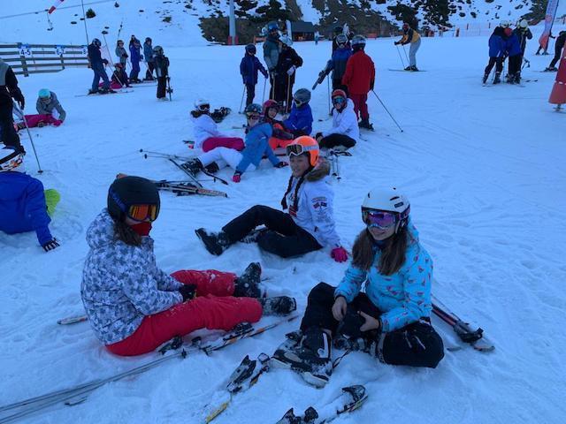 Activitat d'esquí 2020. - 18