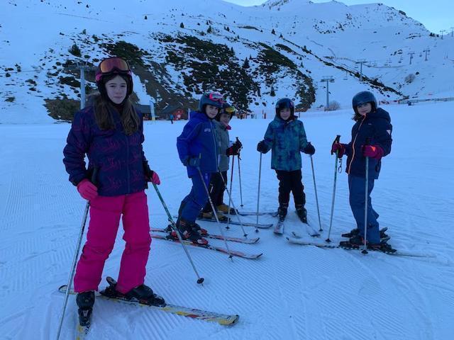 Activitat d'esquí 2020. - 116