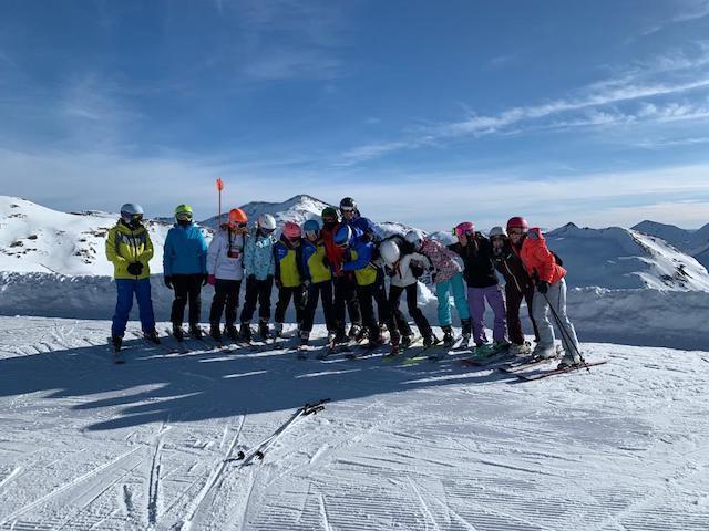 Activitat d'esquí 2020. - 10