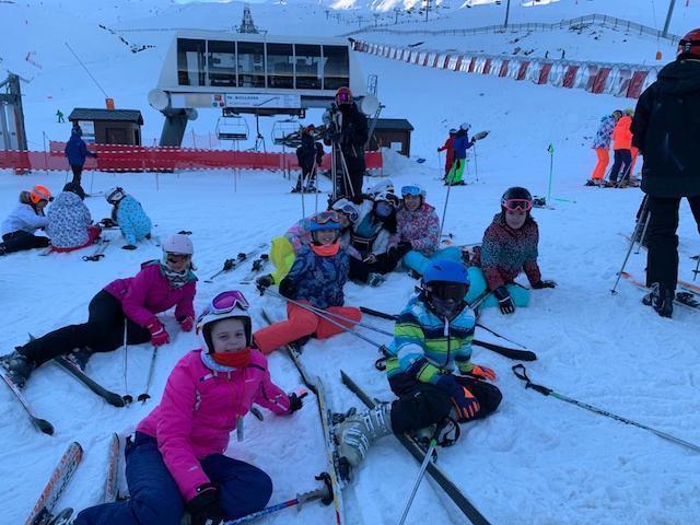Activitat d'esquí 2020. - 127