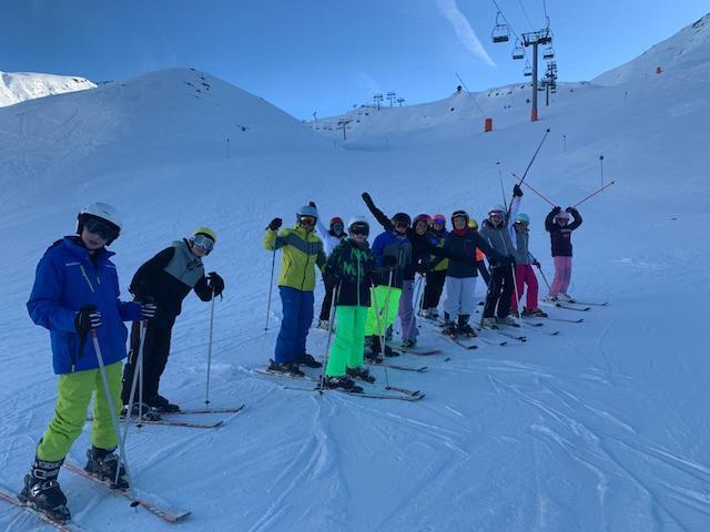 Activitat d'esquí 2020. - 118